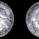 1914 (AH1327/6)  Egyptian 5 Qirsh World Silver Coin - Egypt