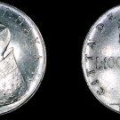 1964 Vatican City 100 Lire World Coin - Catholic Church Italy