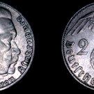 1937-G German 2 Reichsmark World Silver Coin -  Germany 3rd Reich