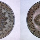 1914 Revolutionary Mexico Chihuahua 5 Centavo World Coin