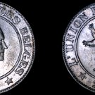 1861 Belgian 20 Centimes World Coin - Belgium