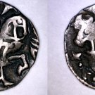 750-850AD Spalapati Deva Silver Drachm - Turk Shahis Kabul