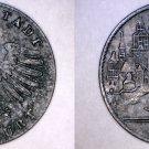 (1839) German States Frankfurt AM Main 1 Kreuzer World Coin
