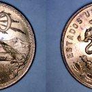 1964 Mexican 20 Centavo World Coin - Mexico