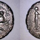 450-425BC Sicily Messana AR Tetradrachm Coin - Ancient Greece - Italy