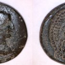 2nd-1st Centuries BC Macedonian Cities Amphipolis AE30 Coin - Ancient Greece