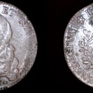 1767-L French 1 ECU World Silver Coin - France Bayonne Louis XV