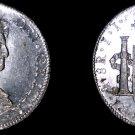 1812 Mo-JJ Mexican 8 Reales World Silver Coin - Ferdinand VII - Pillar Dollar