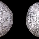1622 Spanish Netherlands Brabant 1 Patagon World Silver Coin - Philip IV