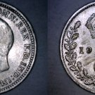 1926 Great Britain 3 Pence  World Silver Coin - UK - England