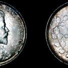 1902 Canada 5 Cent World Silver Coin - Canada - Edward VII