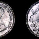 1913 Canada 5 Cent World Silver Coin - Canada - George V
