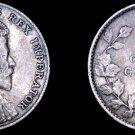 1907 Canada 10 Cent World Silver Coin - Canada - Edward VII