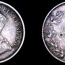 1912 Canada 10 Cent World Silver Coin - Canada - George V