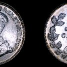1932 Canada 10 Cent World Silver Coin - Canada - George V