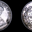 1933 Canada 10 Cent World Silver Coin - Canada - George V