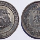 1897 Great Britain Cambridge University Volunteer Rifle Corps Medal