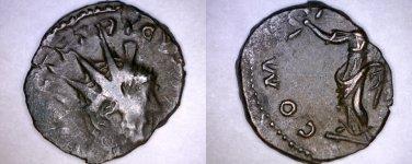 271-274AD Roman Empire Tetricus I AE-16 Coin - Ancient Rome