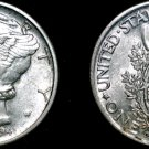 1941-D Mercury Dime Silver