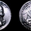 1956-D Washington Quarter Silver