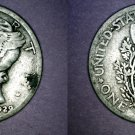 1929-P Mercury Dime Silver