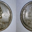 1925-P Abraham Lincoln Wheat Penny