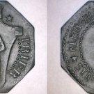 ND (c.1918) German 5 Pfennig Kriegsgeld World Coin - Trier Germany Notgeld