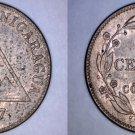 1937 Nicaragua 1 Centavo World Coin