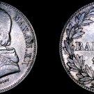 1865-XXR Italian States Papal States 20 Baiocchi World Silver Coin - Pius IX