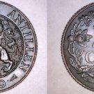 1959 Netherlands Antilles 2 1/2 Cent World Coin