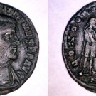 305-306AD Roman Imperial Maximianus AE-20 Coin - Ancient Rome - Alexandria Mint