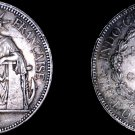 1924-A French Indo-China 1 Piastre World Silver Coin - Vietnam