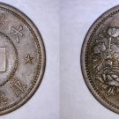 1937-KT4 Japanese Puppet States Manchukuo 1 Fen World Coin - China - WWII Era