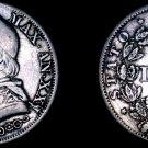 1866-XXIR Italian States Papal States 1 Lira World Silver Coin - Pius IX