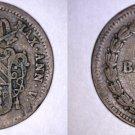 1850-VR Italian States Papal States 1/2 Baiocco World Coin - Pius IX