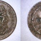 1849-IIIB Italian States Papal States 2 Baiocchi World Coin - Pius IX