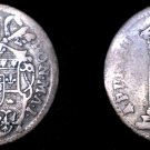 1775-I Italian States Papal States 1 Grosso World Silver Coin - Pius VI