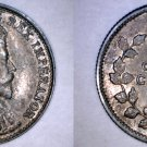 1908 Canada 5 Cent World Silver Coin - Canada - Edward VII
