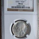 1927-R Italian 10 Lire World Silver Coin - Italy **FERT** NGC MS62 Certified