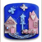 House Pin by Lucinda