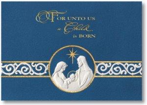Single Christmas Miracle Card