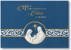 Pack of Five Christmas Miracle Cards