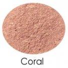 Coral Semi-Matte Mineral Blush
