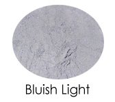 Light Bluish Matte Shadow Sample Baggie