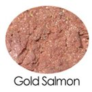 Gold Salmon All Purpose Mineral Powder Sample