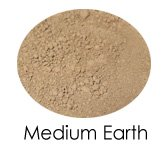 Medium Earth Matte Shadow Sample Baggie