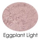 Light Eggplant Matte Shadow Sample Baggie