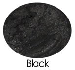 Black All Purpose Mineral Powder Sample