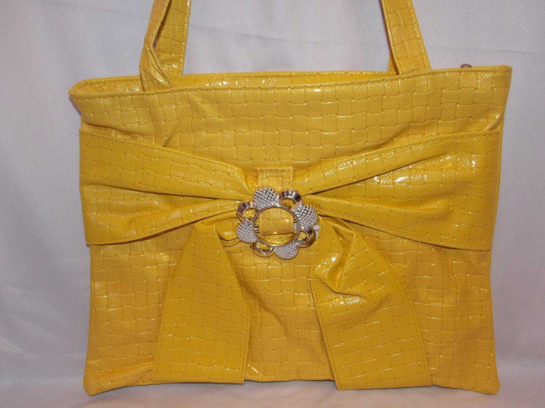 Yellow Handbag (P111YW)