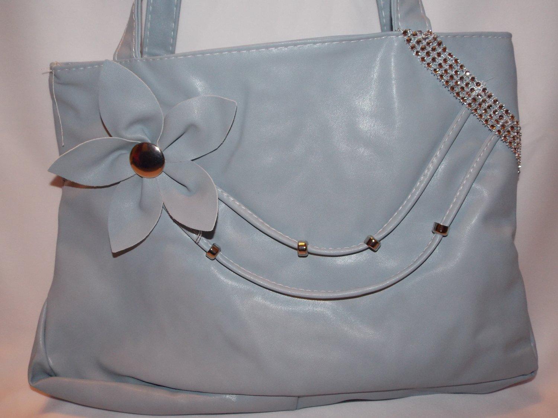 Gray Handbag (P118gry)